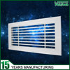 hvac system air conditioner powder coated aluminum linear bar air grille