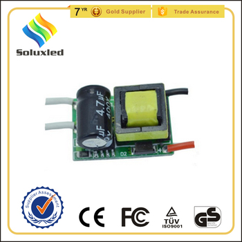 3w open frame internal led driver