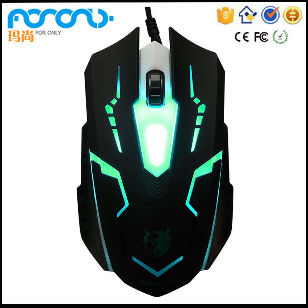 Normal Size Gaming Game Computer Mouse For Laptop&Desktop