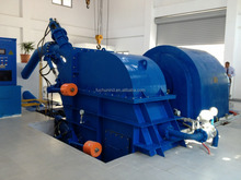 3MW Hydro Power Plant with Water Turbine Generator and All Auxiliary Equipment