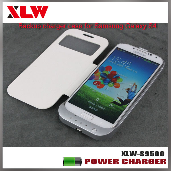 Ultra Slim 3500mAH External Backup Battery Charger Case for Samsung Galaxy S4 S IV I9500