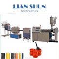 PE carbon spiral reinforced tube making line/ machine line