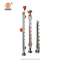 UHZ-99A side-mounted stainless steel magnetic spirit level gauge
