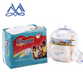 China wholesale competitive price disposable fluff pulp cotton baby diaper