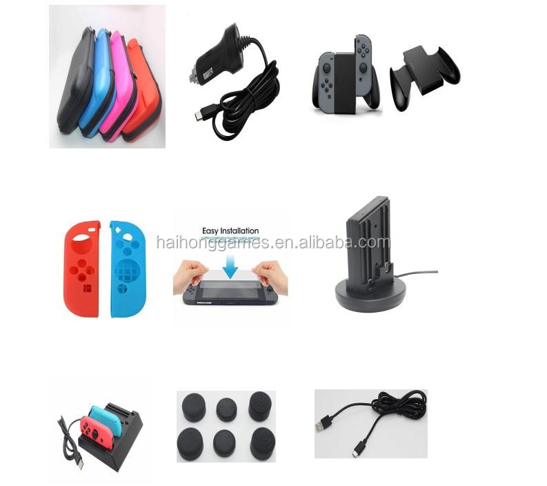 Twin Pack Racing Wheel For Nintendo Switch Joy-con