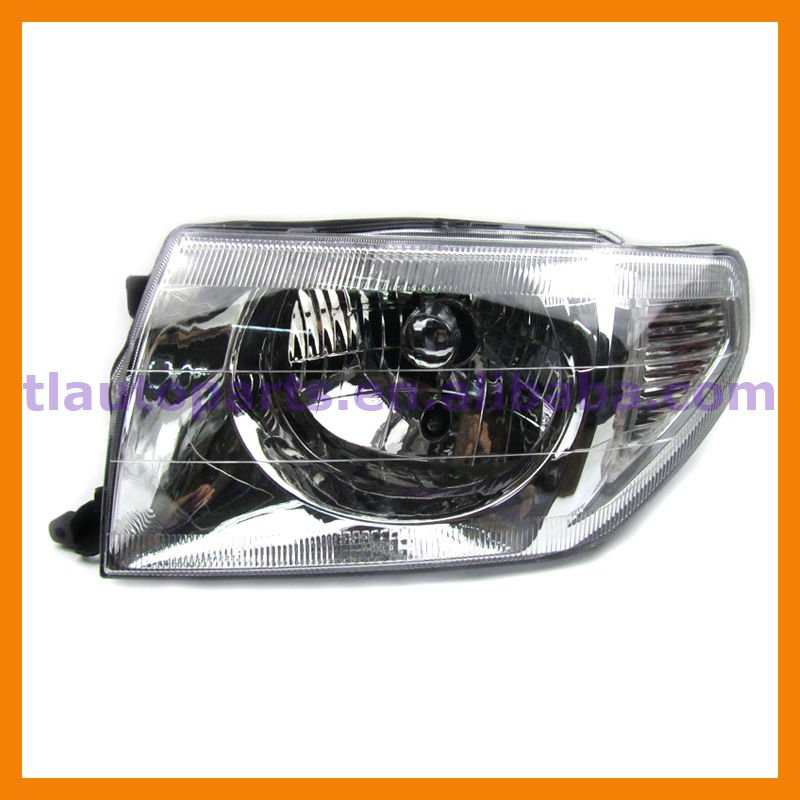 Head Lamp Assembly For Mitsubishi Pajero IO H66 H67 H76 H77 MR586045 MR586046
