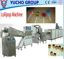 Europe Technology Flat Lollipop Wrapping Machine/Packing Machine China Big Manufacturer Good Price