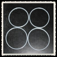 Flat Silicone Rubber O Ring