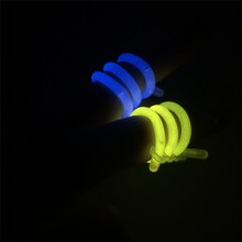 decorative glow stick bracelet