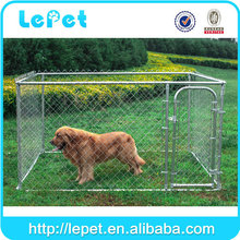 Large outdoor dog pet Do It Yourself Dog Kennel Chain Link Box Kennel