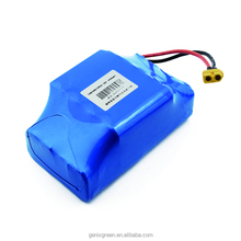 36v 4.4Ah 10s2p 18650 22PM battery pack for self balancing electric double twist car with CE ROHS certificate