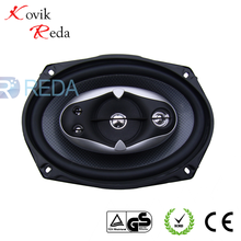 DY-A6909 Dual Magnet 250w super powered 6*9 Car speakers and subwoofers