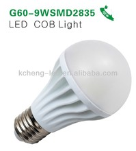 2013 NEW product 9W bulb light