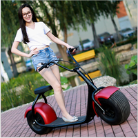 the passion and speed mixed motorcycle 2016 latest electric scooter 800W citycoco scooter two wheel for cool sports