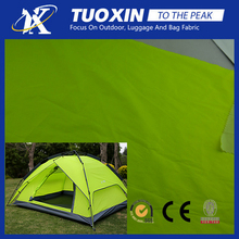 outdoor camping tents sleeping bags fabric fluorescent material