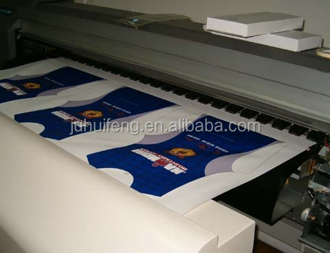 application on t shirt sublimation transfer printing machine sublimation paper