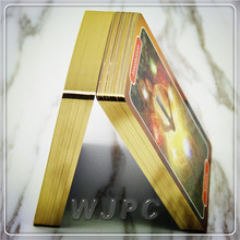 100% Pro Manufacturer Custom Gold Full Color 350gsm Printed Spirature Tarot Cards Decks Printing Wholesale