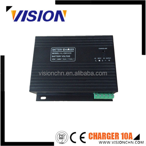 24V Intelligent Battery charger 10A