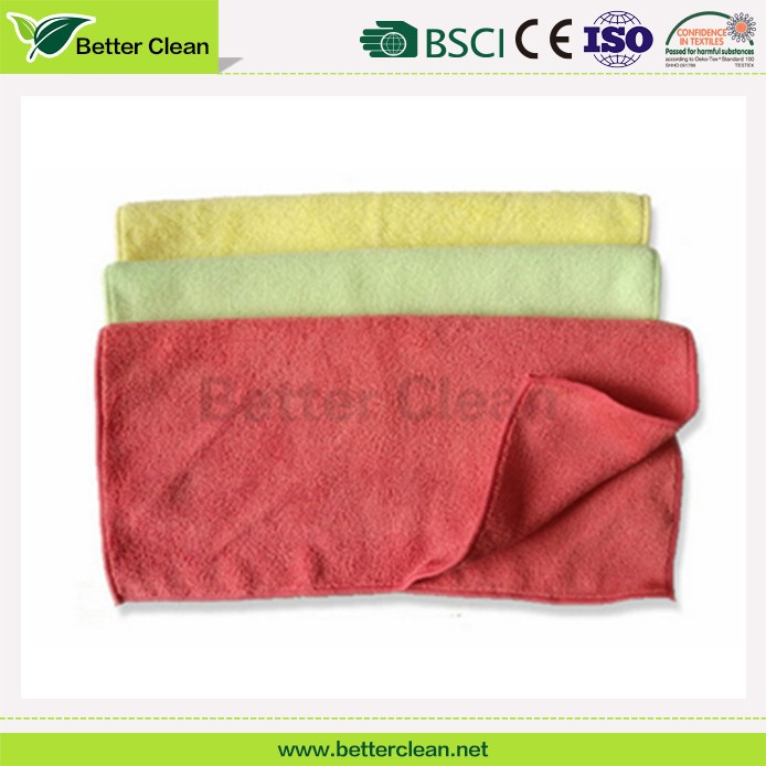 Knitting microfiber material washing face person towel