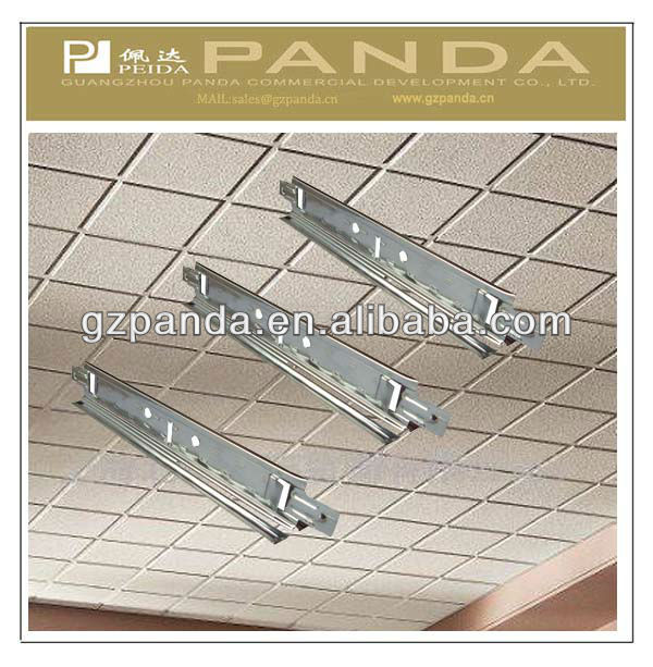 Exposed Ceiling Grid System