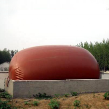 20m3 High quality durable biogas storage balloon with PVC coated fabric