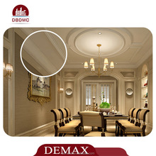 Wholesale primed Decorative Skirting MDF Crown Moulding Board