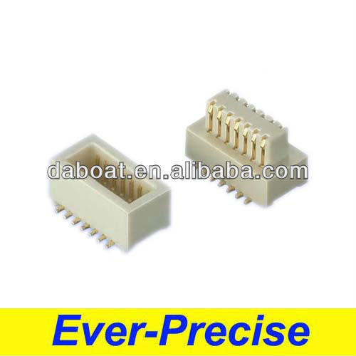 PCB board to board lock connector/header connector