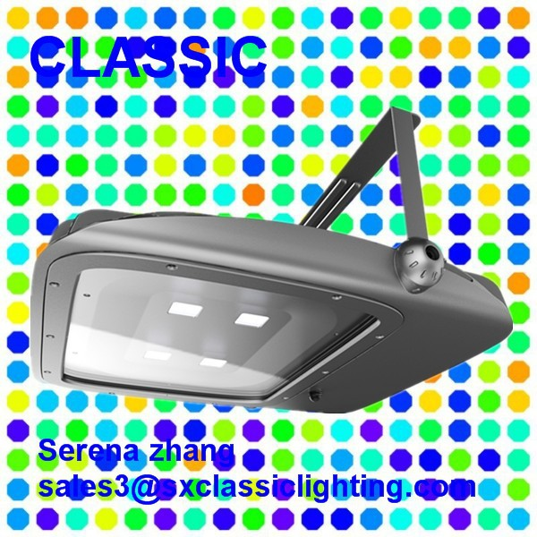 COB/SMD IP66 cUL certificated LED flood light empty case
