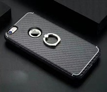 China brand phones Carbon Fiber Hard Case for iPhone 6 Plus/6S Plus, OEM your logo carbon phone case cheap price