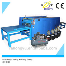 Four Colors Flexo Non Woven Bag Printing Machine