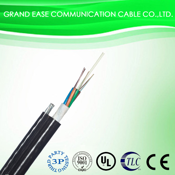 fiber optical 8 power g.652d cable GYFTC8Y figure 8 aerial self-supporting cable price