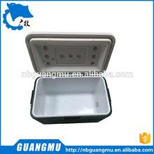 plastic ice box insulated cool boxes ice cooler box in camping