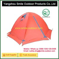 2 man winterproof mountian winter igloo camping sound proof tent