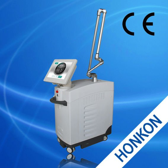 -1064QA ND YAG Laser machine -Treatment of facial melasma