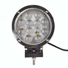 24v led working light, 7 inch spot 18w 27w 60w 185w led tractor working lights