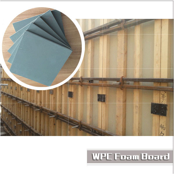 Building Material Use Waterproof Wpc Decking Board For