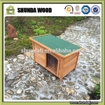 SDD06 Wooden large dog kennel