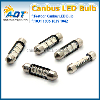 Car Styling C5W Car Led 31mm SMD 3LED 6500K Bulbs For Door Lights Festoon Dome Light Interior Lighting