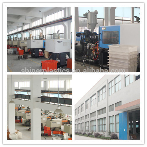 Plastic Injection Moulding Machine Parts High Quality