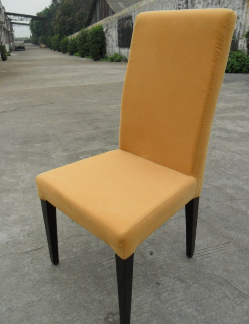 ZT-1275C imitated wood metal restaurant chair