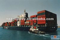 Less container loading from Ningbo to Montreal