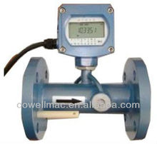 Ultrasonic Digital Water Meter flange connection