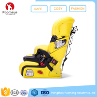 2018 newest design baby car seat double,baby car seat 9-36kg,yellow baby car seat