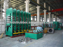 Conveyer Belt Production Line/Conveyer Belt Vulcanizing Press