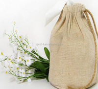 cheap custom new popular folding jute bag for shopping