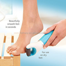Pedi Perfect Electronic Foot File with Diamond Crystals
