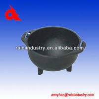 with ggg40 pan green enamel cast iron cookware