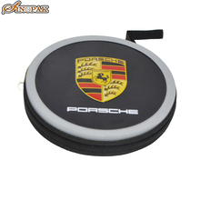 China manufacturer dvd box set recyclable round cd tin case