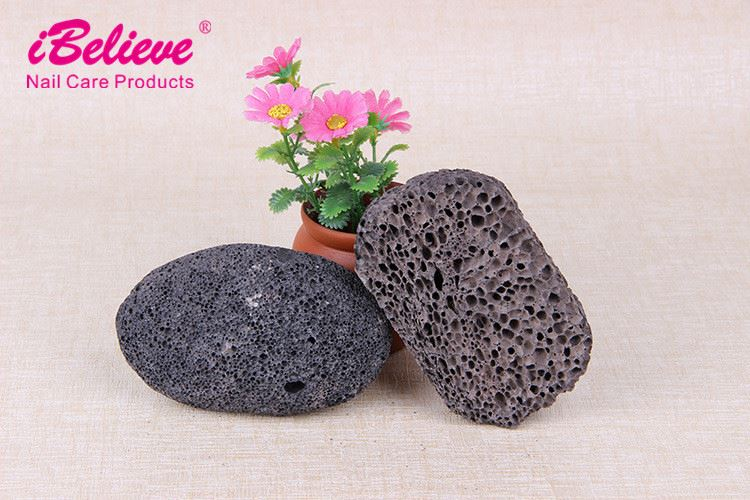 Portable Natural Pumice Stone for Callused High Quality Foot Scrubber