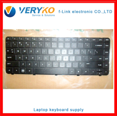 Replacement For HP G6 Keyboard US Black Original &New 2B-41701Q100 633183-001